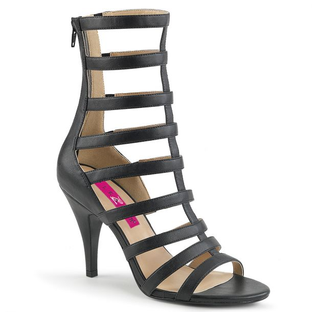 Sandals DREAM-438 - PU Black