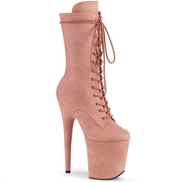 Extreme Platform Heels FLAMINGO-1050FS - Baby Pink