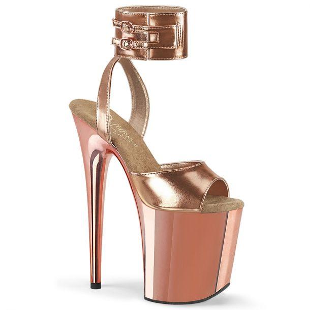 Extreme Platform Heels FLAMINGO-891 - PU Rosé