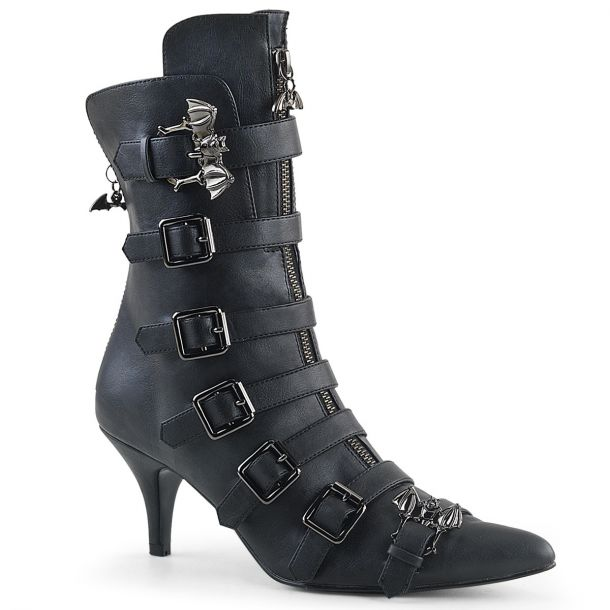 Gothic Ankle Boots FURY-110