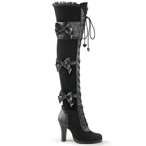Lolita Gothic Boots GLAM-300*