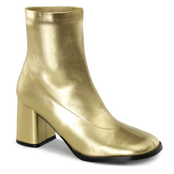 Classic Booties GOGO-150 - Gold
