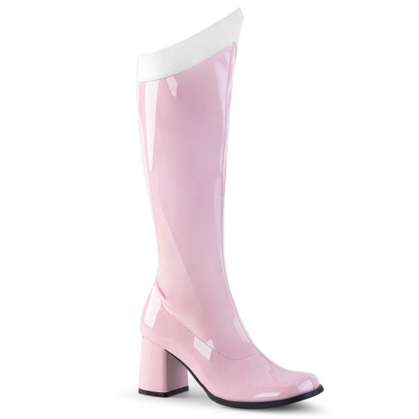 "Stiefel ""Wonder Woman"" GOGO-306 - Rosa*"