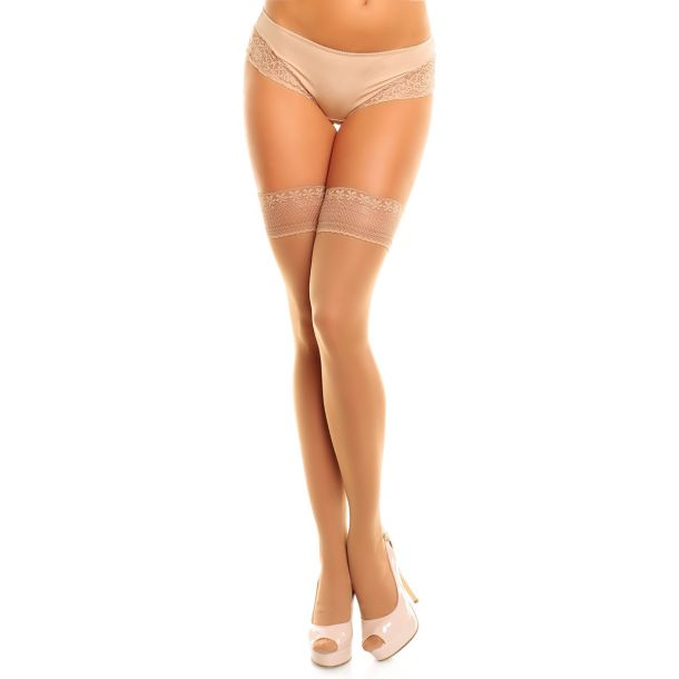 Hold Up Support Stockings VITAL 70 - Make-Up*