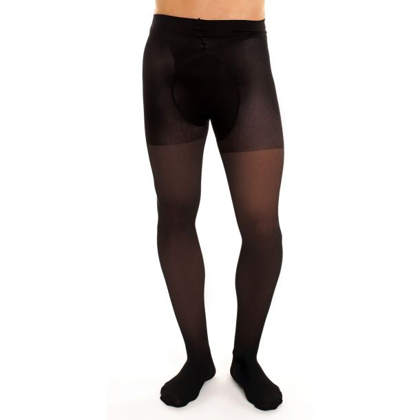 Men Support Tights SUPPORT 70 - Black