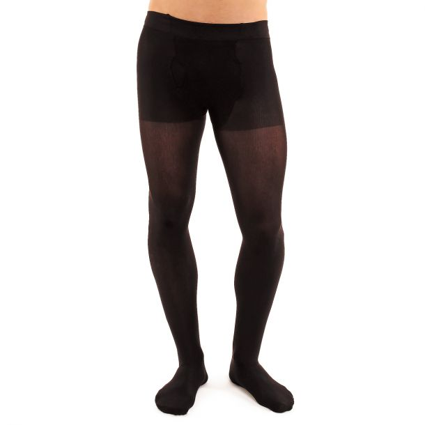 Men Tights MICROMAN 100 - Black*