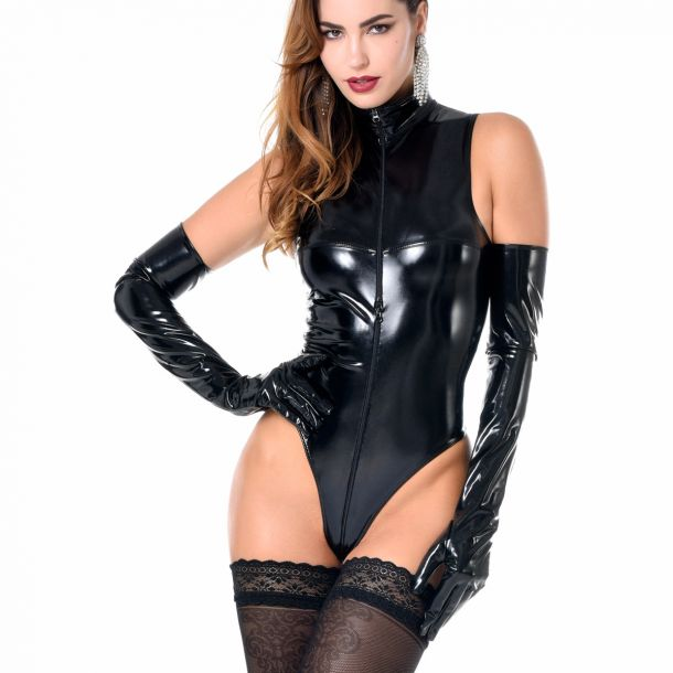 MANON Vinyl Body - Black