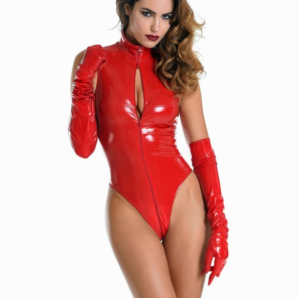 MANON Vinyl Body - Red