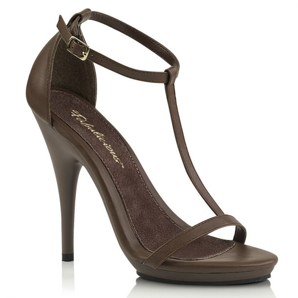 Sandal POISE-526 - Brown*
