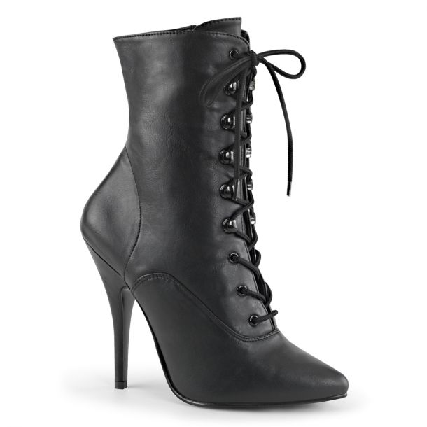 Ankle Boot SEDUCE-1020 - PU Black