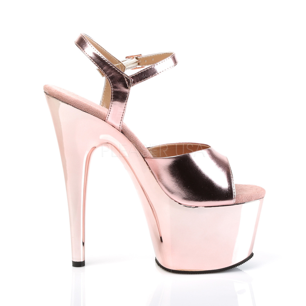 ed31d0c4e67 ... Platform High Heels ADORE-709 - Rose