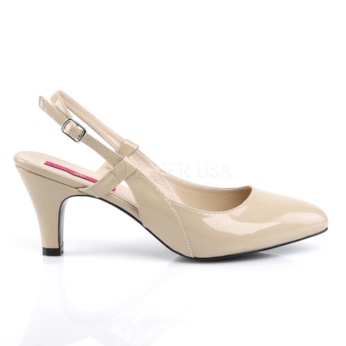 Slingback Pumps DIVINE 418 Cream