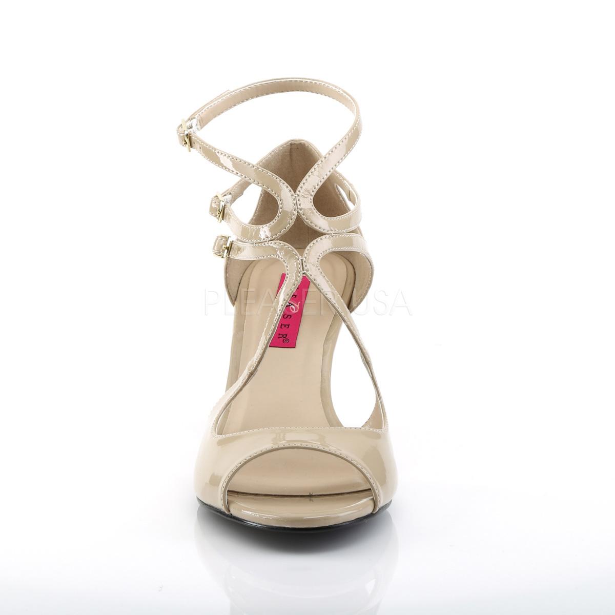 707b51ad5eda Wedges KIMBERLY-04 - Patent Cream ...