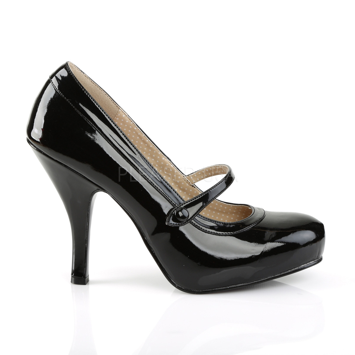 3447903986ad6 Mary Janes PINUP-01 - Patent Black