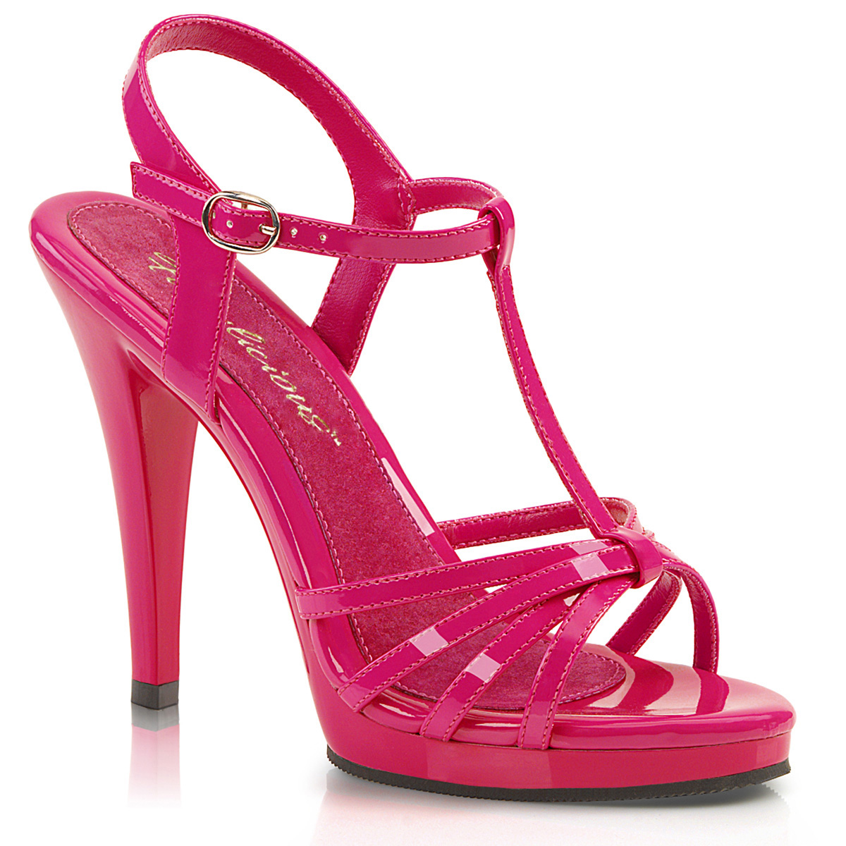 Hot Heeled 420 Sandal Flair High Pink Patent MVzGpqSU