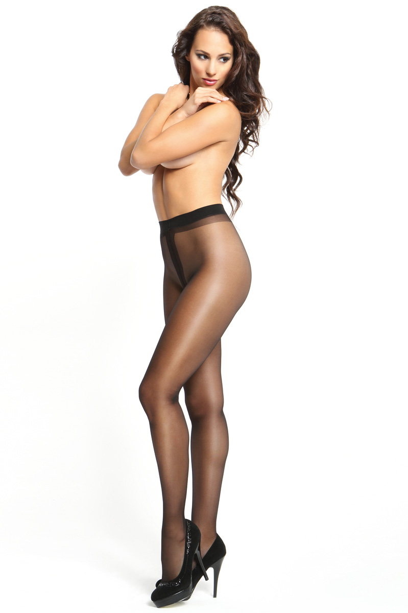 f33f83dd5 Crotchless Tights P101 - Black  Crotchless Tights P101 - Black  ...