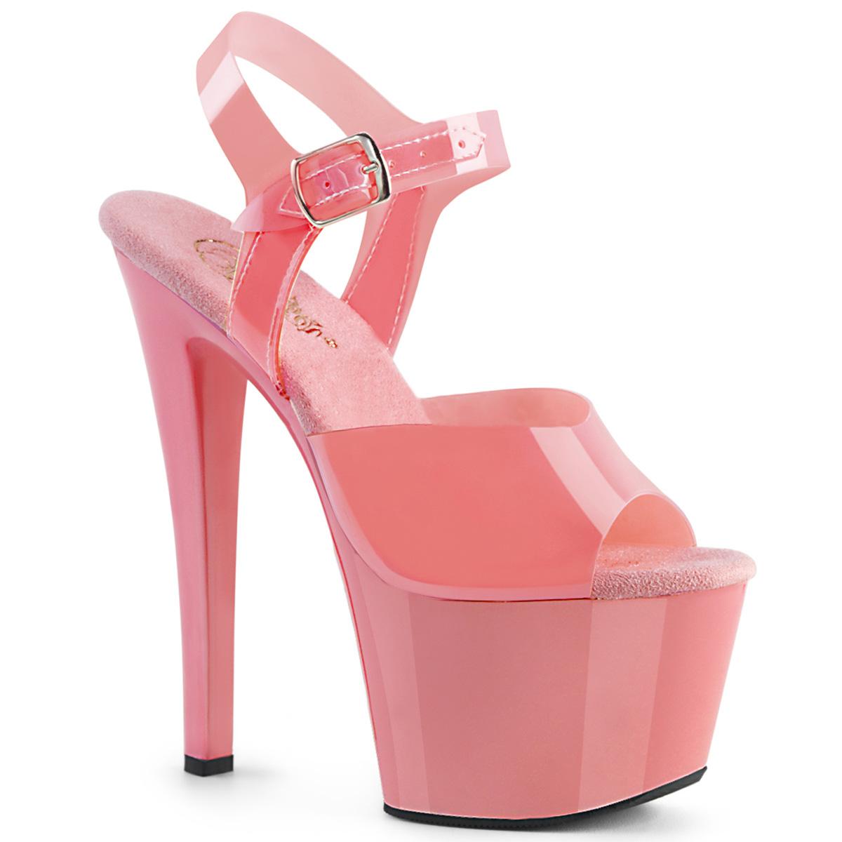 Platform High Heels SKY-308N - TPU Baby