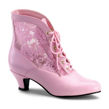 Ankle Boots DAME-05 : Baby Pink*