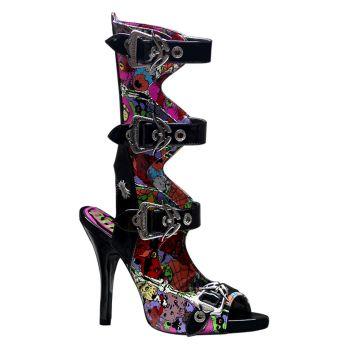 High-Heeled Sandal ZOMBIE-102*