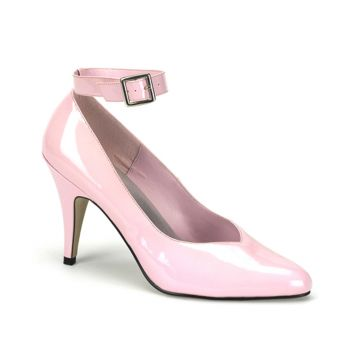 Pumps DREAM-431W : Patent Baby Pink*