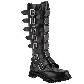 Gothic Boots REAPER-30