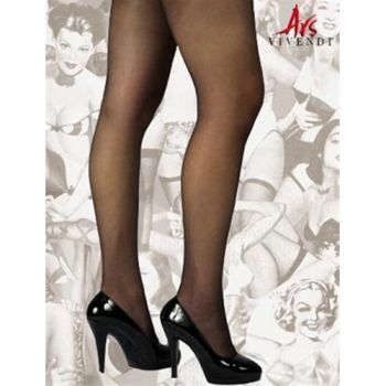 Nylon Tights Black*