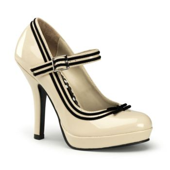 Mary Janes SECRET-15 - Cream
