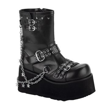 Gothic Boots CLASH-430