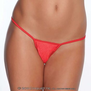 Micro G-String - Red