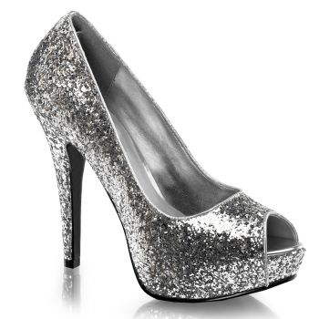 Peep Toes TWINKLE-18G - Silver
