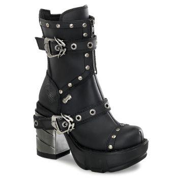 Platform ankle boot SINISTER-201