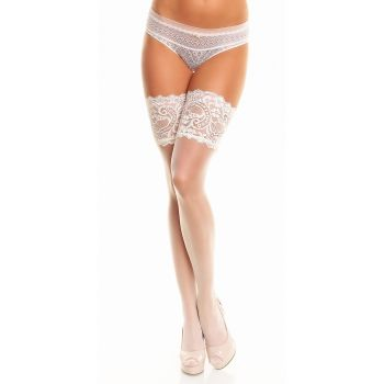 Hold-Up Stockings COMFORT 20 - Champagne*