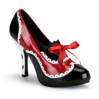 Queen Of Hearts Pumps Queen-03*