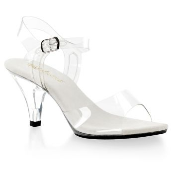 Sandal BELLE-308 - Clear