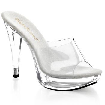 Slide COCKTAIL-501 - Clear/White