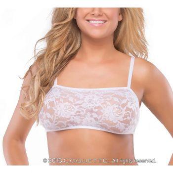 Bralette - White