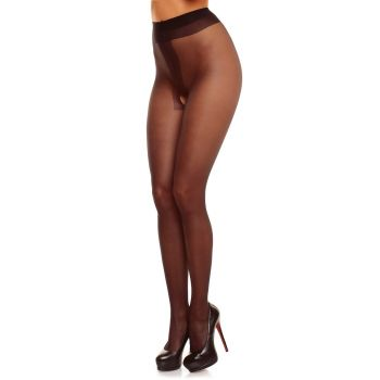 Tights OUVERT 20 - Black*