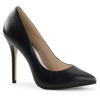 Pumps AMUSE-20 - Leather Black*