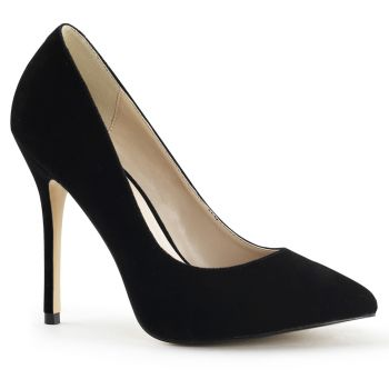 Pumps AMUSE-20 - Velvet Black
