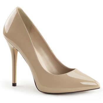 Pumps AMUSE-20 - Patent Creme