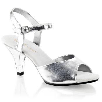 Sandal BELLE-309 : Silver metallic*