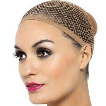 Deluxe Mesh Wig Cap - Nude*