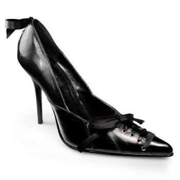 Stiletto Pumps MILAN-07 - Black