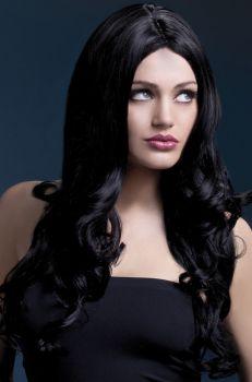Longhair Wig RHIANNE - Black