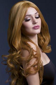 Longhair Wig RHIANNE - Auburn
