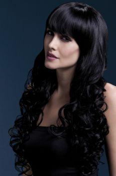 Longhair Wig ISABELLE - Black