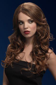 Longhair Wig NICOLE - Light Brown*