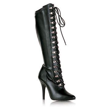 Boots SEDUCE-2024 - PU Black