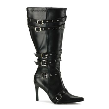 Knee Boot SPICY-138X (Wide Shaft)