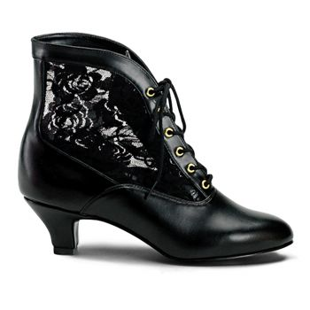 Ankle Boots DAME-05 - Black